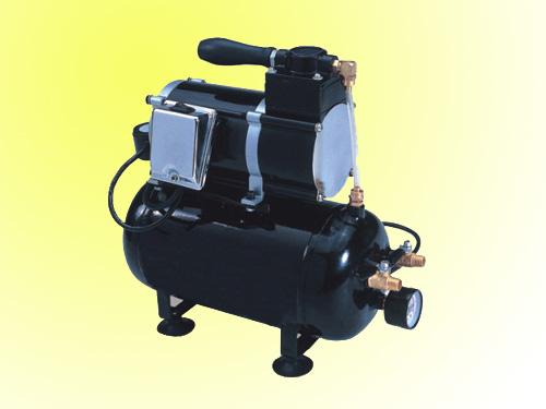 Aerigrafia compresores de aire silencioso mini pequeno for Compresor de aire silencioso